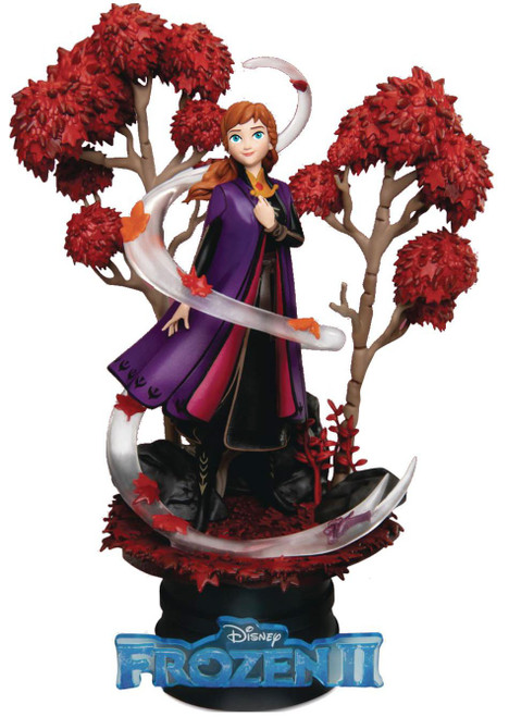 Disney Frozen D-Stage Frozen 2 Anna 6-Inch Statue DS-039