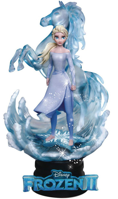 Disney Frozen D-Stage Frozen 2 Elsa 6-Inch Statue DS-038 (Pre-Order ships October)