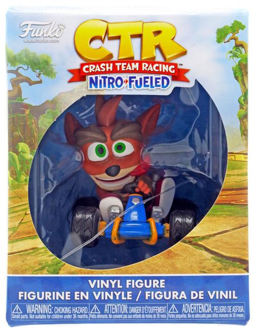 Funko Crash Team Racing Nitro-Fueled Mystery Minis Crash Bandicoot Vinyl Figure