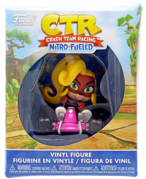 Funko Crash Bandicoot Crash Team Racing Nitro-Fueled Mystery Minis Coco Bandicoot Vinyl Figure