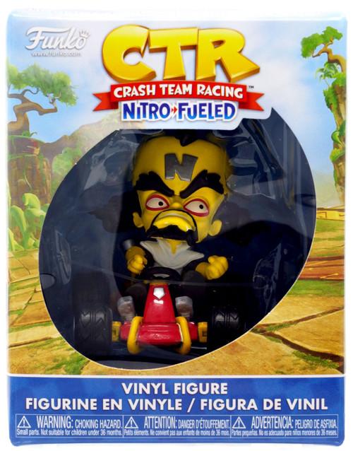 Funko Crash Bandicoot Crash Team Racing Nitro-Fueled Mystery Minis Dr. Neo Cortex Vinyl Figure