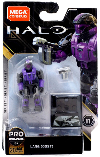 Halo Heroes Series 11 Lang Mini Figure [ODST]