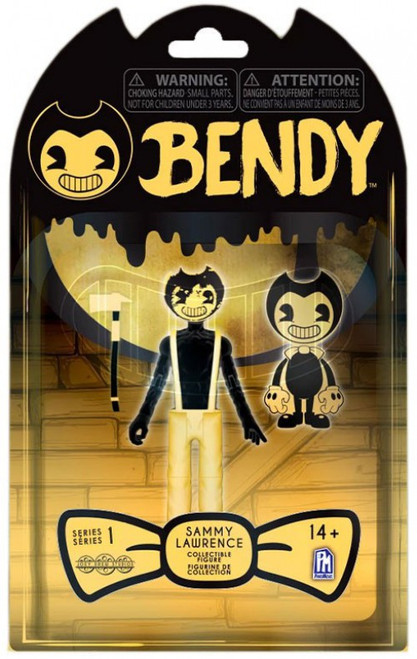 Bendy and the Ink Machine Sammy Lawrence Action Figure [Sepia]