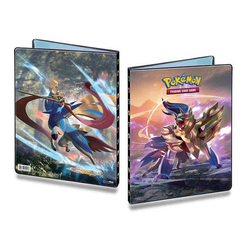 Ultra Pro Pokemon Trading Card Game Sword & Shield 9-Pocket Portfolio