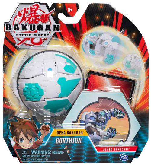 Bakugan Battle Planet Deka Gorthion Figure [Jumbo Bakucore]