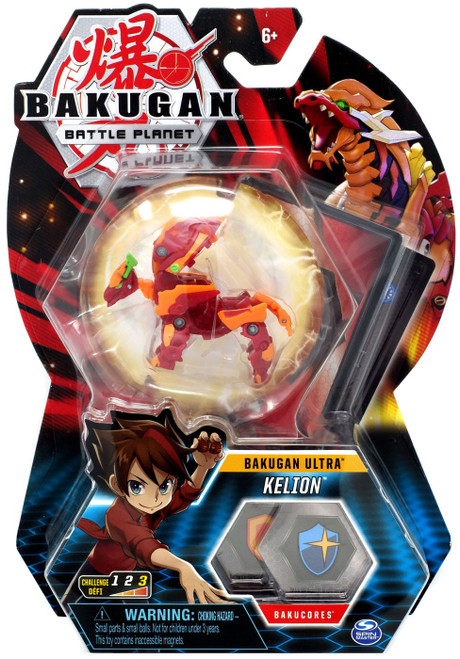Bakugan Battle Planet Battle Brawlers Ultra Kelion