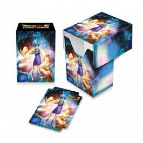 Ultra Pro Dragon Ball Super Bulma, Vegeta & Trunks Deck Box