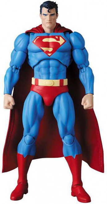 DC Batman MAFEX Superman Action Figure [Hush] (Pre-Order ships February)