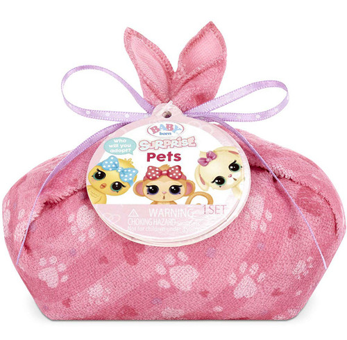 Baby Born Surprise Pets Series 1 Mystery Pack