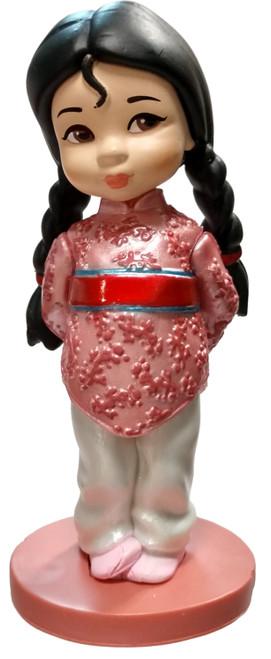 Disney Animators' Collection Mulan 3-Inch PVC Figure [Toddler Loose]