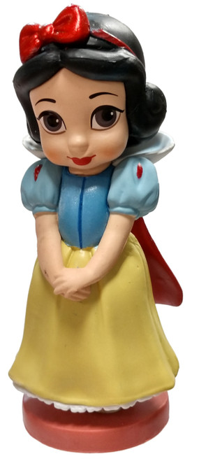 Disney Animators' Collection Snow White 3.5-Inch PVC Figure [Toddler Loose]