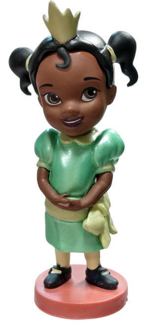 Disney Animators' Collection Tiana 3-Inch PVC Figure [Toddler Loose]