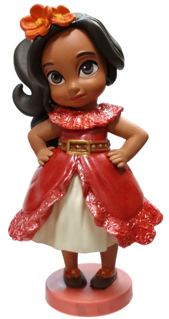 Disney Animators' Collection Elena of Avalor 3-Inch PVC Figure [Toddler Loose]