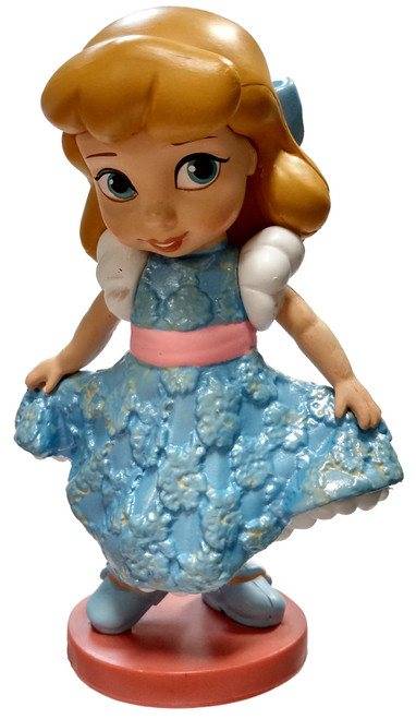 Disney Animators' Collection Cinderella 3-Inch PVC Figure [Toddler Loose]