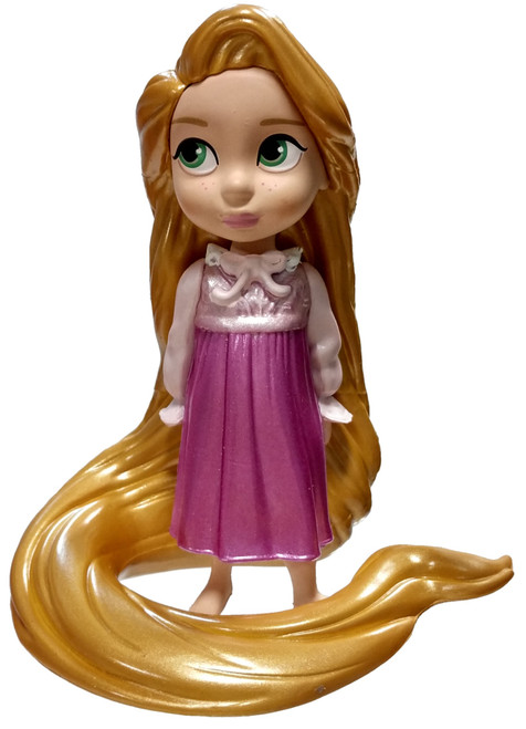 Disney Tangled Animators' Collection Rapunzel 3-Inch PVC Figure [Toddler Loose]