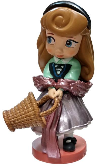 Disney Sleeping Beauty Animators' Collection Aurora 3-Inch PVC Figure [Toddler Loose]