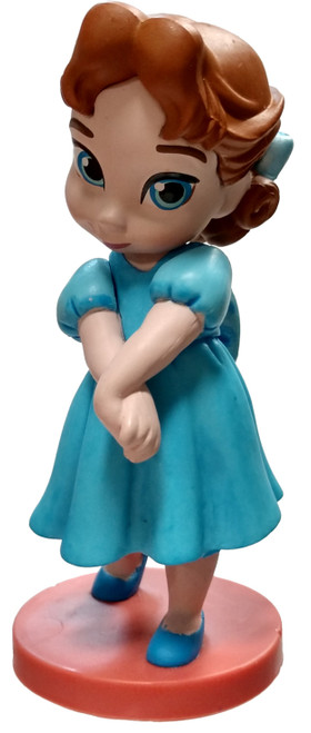 Disney Peter Pan Animators' Collection Wendy 3-Inch PVC Figure [Toddler Loose]