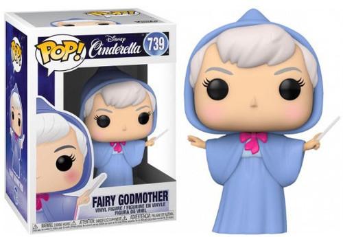 Funko Cinderella POP! Disney Fairy Godmother Vinyl Figure #739