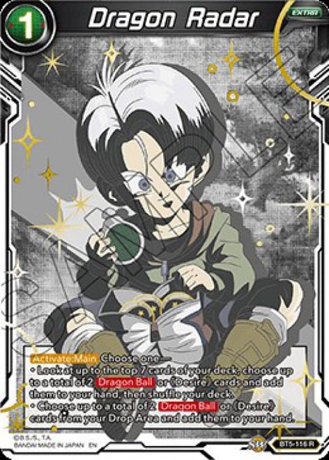 Dragon Ball Super Collectible Card Game Miraculous Revival Rare Dragon Radar BT5-116 [Alternate Art]