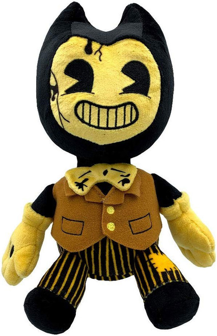 Bendy and the Ink Machine Dark Revival Cartoon Bendy 8-Inch Plush