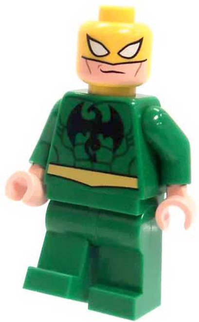 LEGO Marvel Super Heroes Iron Fist Minifigure [Loose]