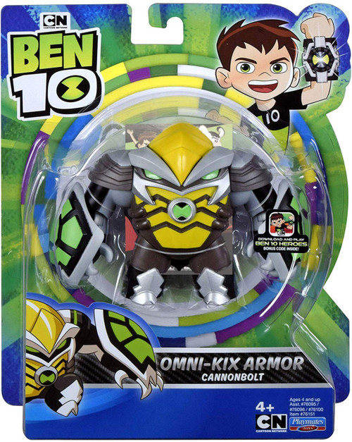 Ben 10 Omni-Kix Armor Cannonbolt Action Figure