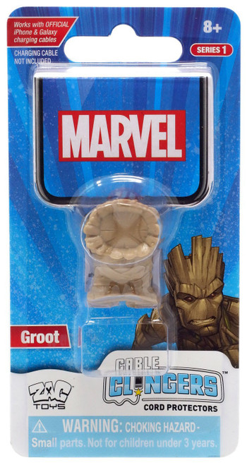 Marvel Cable Clingers Groot Cord Protector