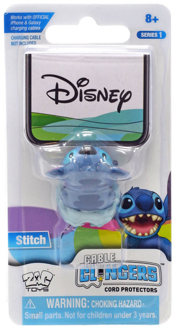 Disney Lilo & Stitch Cable Clingers Stitch Cord Protector