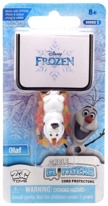 Disney Frozen Cable Clingers Olaf Cord Protector