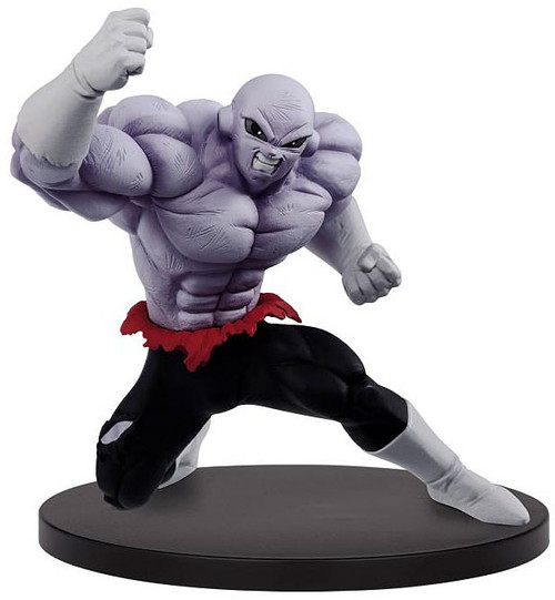 Z-Battle Dragon Ball Z: Buyu Retsuden II Jiren 7.8-Inch Collectible PVC Figure Vol.1