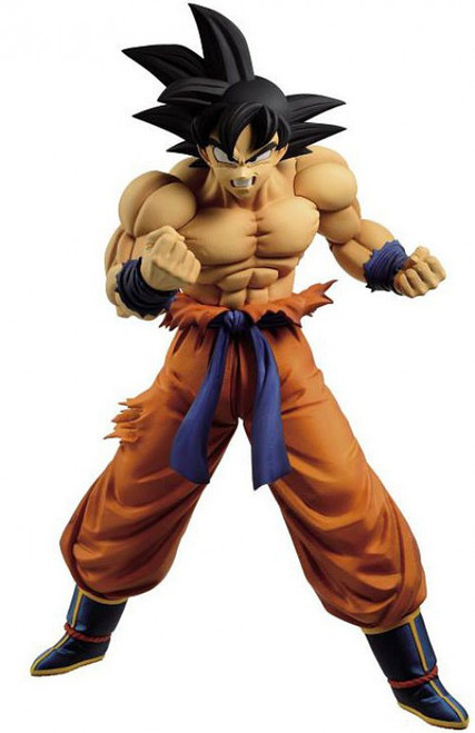 Dragon Ball Z Maximatic Goku 9.8-Inch Collectible PVC Figure #03