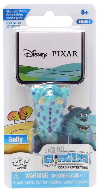 Disney / Pixar Monsters Inc Cable Clingers Sulley Cord Protector