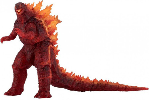 NECA King of the Monsters Burning Godzilla Exclusive Action Figure