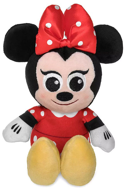 Disney Minnie Mouse Exclusive 4-Inch Light-Up Micro Plush