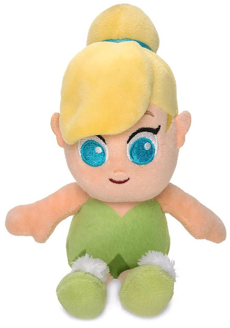 Disney Peter Pan Tinker Bell Exclusive 4-Inch Light-Up Micro Plush