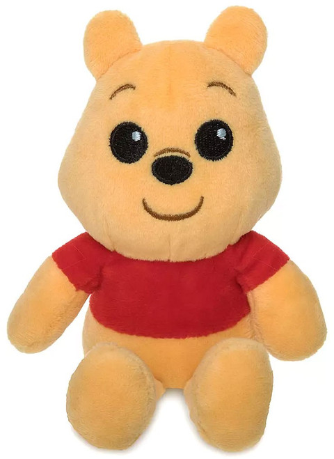 Disney Winnie The Pooh Exclusive 4-Inch Light-Up Micro Plush