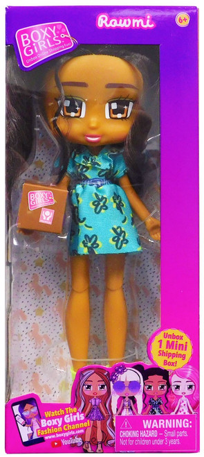 Boxy Girls Rowmi Doll