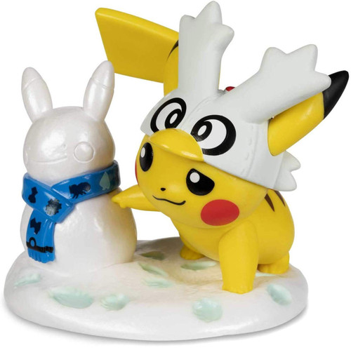 Funko Pokemon A Day with Pikachu A Cool New Friend Vinyl Figure