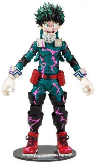 McFarlane Toys My Hero Academia Izuku Midorya Exclusive Action Figure [Quirk Variant]