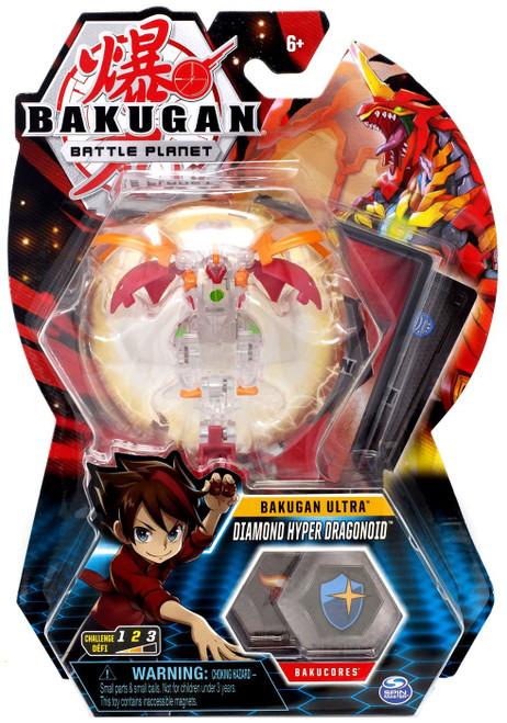 Bakugan Battle Planet Battle Brawlers Ultra Diamond Hyper Dragonoid