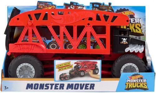 Hot Wheels Monster Trucks Monster Mover [Damaged Package]