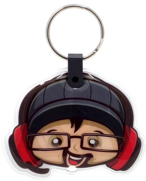 FGTeeV Season 1 Duddy 2-Inch keychain Flash Light [Loose]