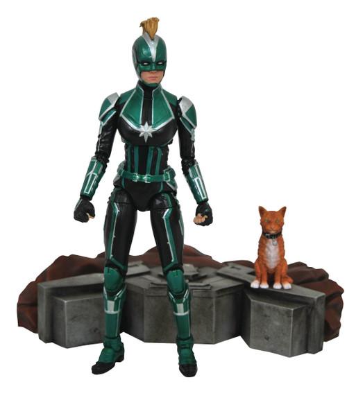 Marvel Select Captain Marvel Action Figure [Movie Version, Damaged Package]