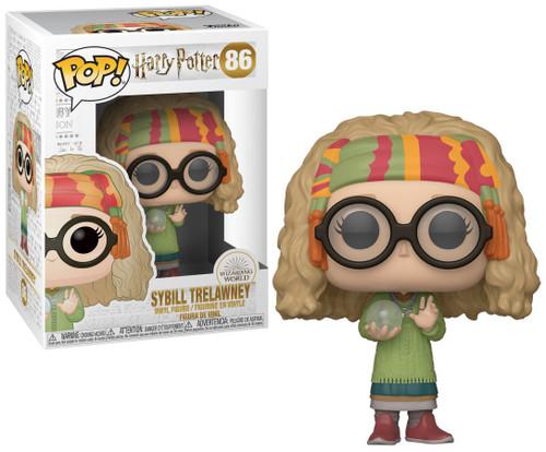 Funko Harry Potter POP! Movies Professor Sybill Trelawney Vinyl Figure [Damaged Package]