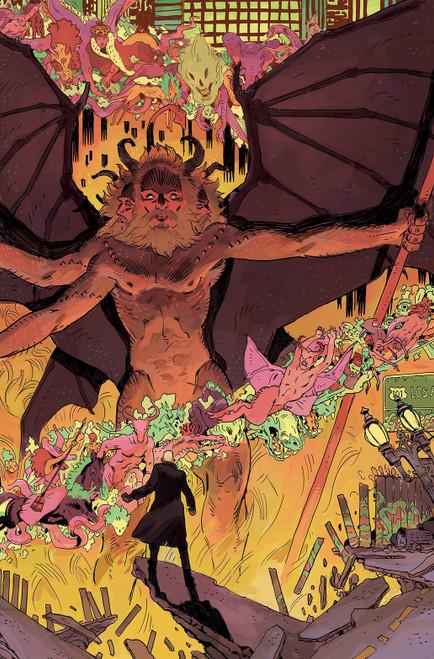 Boom Studios Angel #7 Comic Book [Jack Cole Variant]