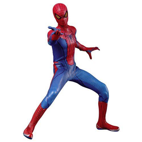 The Amazing Spider-Man Movie Masterpiece Spider-Man Collectible Figure [Damaged Package]