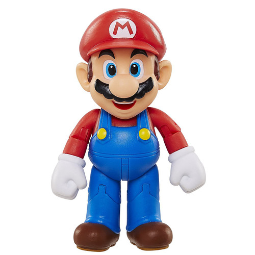 World of Nintendo Wave 16 Super Mario Action Figure [Question Block, Damaged Package]