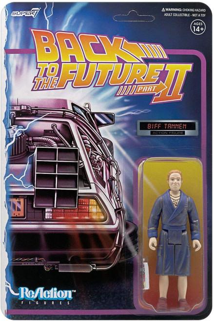 ReAction Back to the Future 2 Biff Tannen Action Figure [Bathrobe]