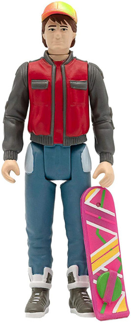 ReAction Back to the Future 2 Marty McFly Action Figure