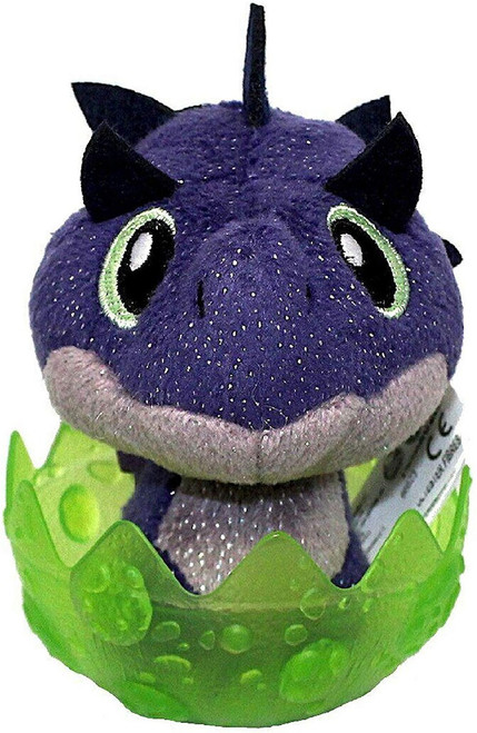 How to Train Your Dragon The Hidden World Rumbling Gutbuster 3-Inch Egg Plush [Green]